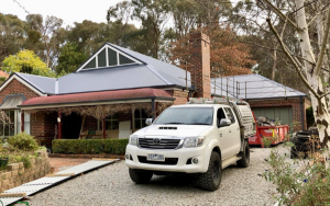 Roof Replacement in Emerald