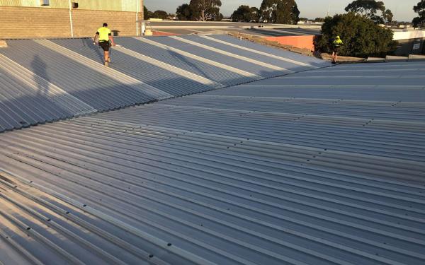 Industrial Roofing Hallam